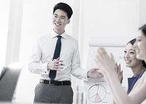 企业使命 悦客户以服务、亲员工以眷顾、馈股东以价值、报社会以和睦