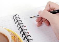 请客户在精美信纸上亲笔书写,完成后扫描至系统内归档